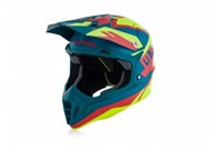 Prilba ACERBIS Impact 3.0 fluo yellow/red