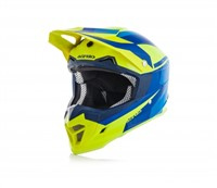 Prilba ACERBIS Profile 4 fluo yellow/blue