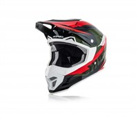 Prilba ACERBIS Profile 4 black/red